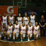 CD Colegio Los Leones logra su segundo triunfo en la Liga Sudamericana Femenina de Básquetbol