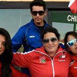 Selección Chilena Femenina de Tenis en Silla de Ruedas terminó novena en el Mundial