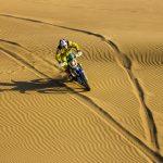 Ignacio Casale sube al podio del Desafío del Desierto por quinto año consecutivo