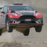 Ramón Torres finalizó en el puesto 15 de la categoría WRC2 en Rally de Portugal
