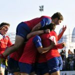 Chile derrotó a Uruguay por el Sudamericano Mayor A de Rugby