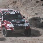 Luis Ignacio Rosselot ganó el Rally del Huasco