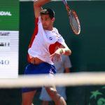 Podlipnik y Garín cayeron en primera ronda de la Qualy de Roland Garros