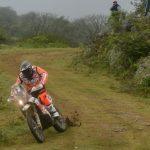 Pablo Quintanilla remató en el tercer lugar de la primera fecha del Desafío Ruta 40