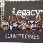 Universidad Católica se coronó campeón del Apertura ARUSA 2015