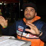 Pablo Quintanilla abandonó el Desafío Ruta 40 por una falla mecánica