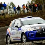 Ingo Hofmann se quedó con la primera etapa de la categoría R3 en el Rally Mobil de Osorno