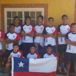 Selección Chilena Sub 17 de Waterpolo dio inicio a su participación en el Sudamericano
