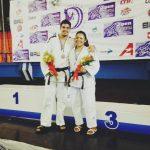 Chile obtuvo dos medallas de bronce en el Open San Salvador de Judo