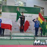 Cuatro medallas obtuvo Chile en el G1 Bolivia Open de Taekwondo