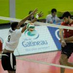 Chile se quedó con el cuarto lugar de la Copa Panamericana Masculina Sub 21 de Volleyball