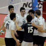 Chile disputará la medalla de bronce de la Copa Panamericana Masculina Sub 21 de Volleyball