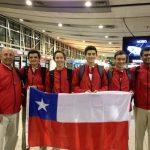 Chile sube al quinto lugar en el Mundial Junior de Golf