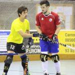 Selección Chilena Masculina de Hockey Patín derrotó al equipo catalán de Club Patín Vilafranca
