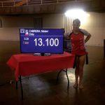 Chilenos avanzan a las finales por aparatos en el Sudamericano de Gimnasia Artística