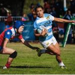 Chile 7 Damas cerró su participación en el Preolímpico de Rugby cayendo ante Uruguay