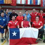 Tenis de Mesa Paralímpico chileno cierra con un oro histórica actuación en Barcelona