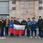 Selección Chilena de Fútbol 5 suma confianza en Montevideo con miras a Toronto
