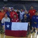 Tenis de Mesa Paralímpico nacional cierra con cuatro nuevas medallas su actuación en Rumania