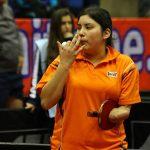 Selección Chilena Paralímpica de Tenis de Mesa inicia gira por Europa