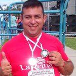 Atleta Rodrigo Coloma clasificó a los Juegos Parapanamericanos