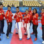 El CEO de Ñuñoa recibe desde este jueves el Sudamericano de Karate 2015