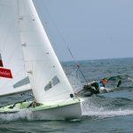 """Velero """"Santander"""" mantiene el puesto 26 en el Mundial 470"""