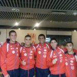 Selección Chilena de Boxeo se encuentra en Tijuana para el Clasificatorio a Toronto 2015