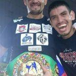 Iván Galaz se coronó campeón mundial de Kickboxing