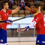Chile se quedó con el segundo lugar del Grupo D en el Mundial de Hockey Patín Masculino