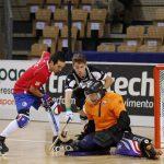 Chile debutó con una goleada en el Mundial de Hockey Patín Masculino
