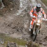 Pablo Quintanilla logró el tercer lugar en el prólogo del Rally de Cerdeña