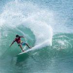 Selección Chilena de Surf sigue avanzando en los World Surfing Games