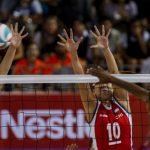 Chile cayó en jornada inaugural del Clasificatorio al Mundial de Volleyball Femenino