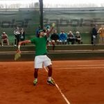 Julio Peralta avanzó a la final de dobles del Challenger de Corrientes