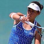 Macarena Cabrillana logró el segundo lugar en dobles del ITF de Seúl