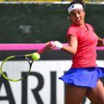 Daniela Seguel se instaló entre las ocho mejores del ITF de Manzanillo