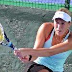 Alexa Guarachi cayó en octavos de final del ITF de Baton Rouge