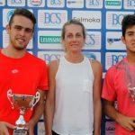 Christian Garín y Juan Carlos Sáez lograron el vicecampeonato de dobles en el Challenger de Milán