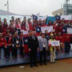 Delegación chilena alista su estreno en la Universiada 2015