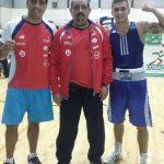 Boxeadores Joseph Cherkashyn y Miguel Veliz clasificaron a los Juegos Panamericanos