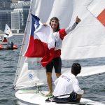 Andrés Ducasse gana medalla de bronce en el velerismo panamericano