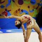 Valeska González finalizó en el puesto 14 de la gimnasia rítmica panamericana