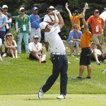 Felipe Aguilar consigue medalla de bronce en el golf panamericano