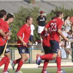 Chile derrota a México en el debut del hockey césped varones en Toronto