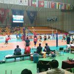 Chile suma su segundo triunfo en el volleyball masculino por la Universiada 2015