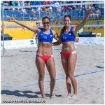María Francisca Rivas y Pilar Mardones siguen avanzando en el volleyball playa panamericano