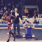 Cristóbal Torres ganó medalla de bronce para Chile en la lucha olímpica