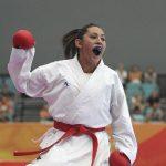 Gabriela Bruna y Jessy Reyes aseguran medallas para el karate chileno en Toronto