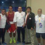 Miguel Veliz asegura medalla para Chile en el boxeo panamericano